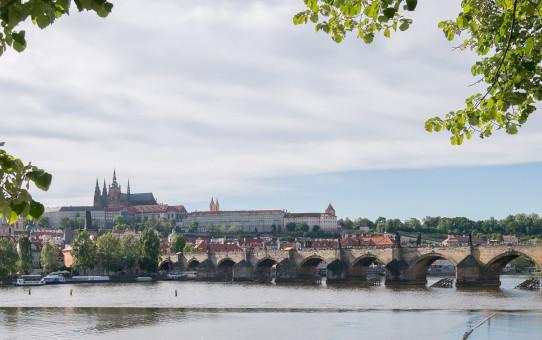 Marathon Primavera en Praga