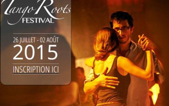 Expo' pour le Tango Roots Festival !