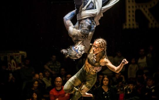 Cabaret Tango Circus