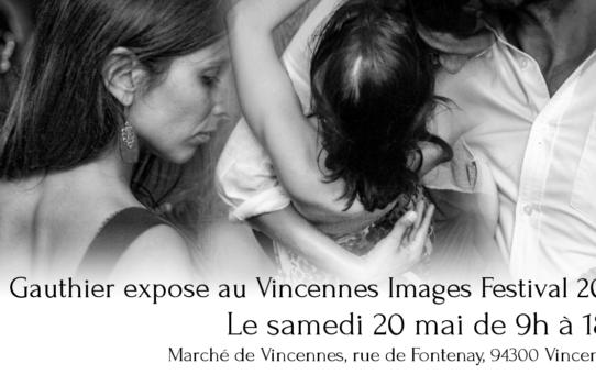Expo-vente au Vincennes Images Festival 2017